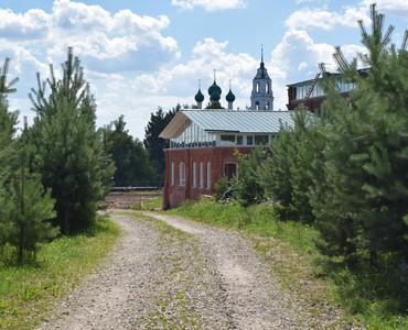 парк отель в Подмосковье